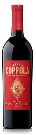 Francis Ford Coppola Diamond Collection Zinfandel Red Label